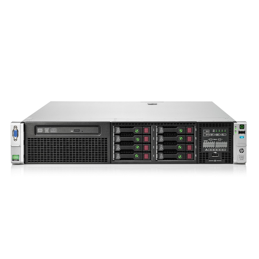 Servidor HP ProLiant DL385p Gen8