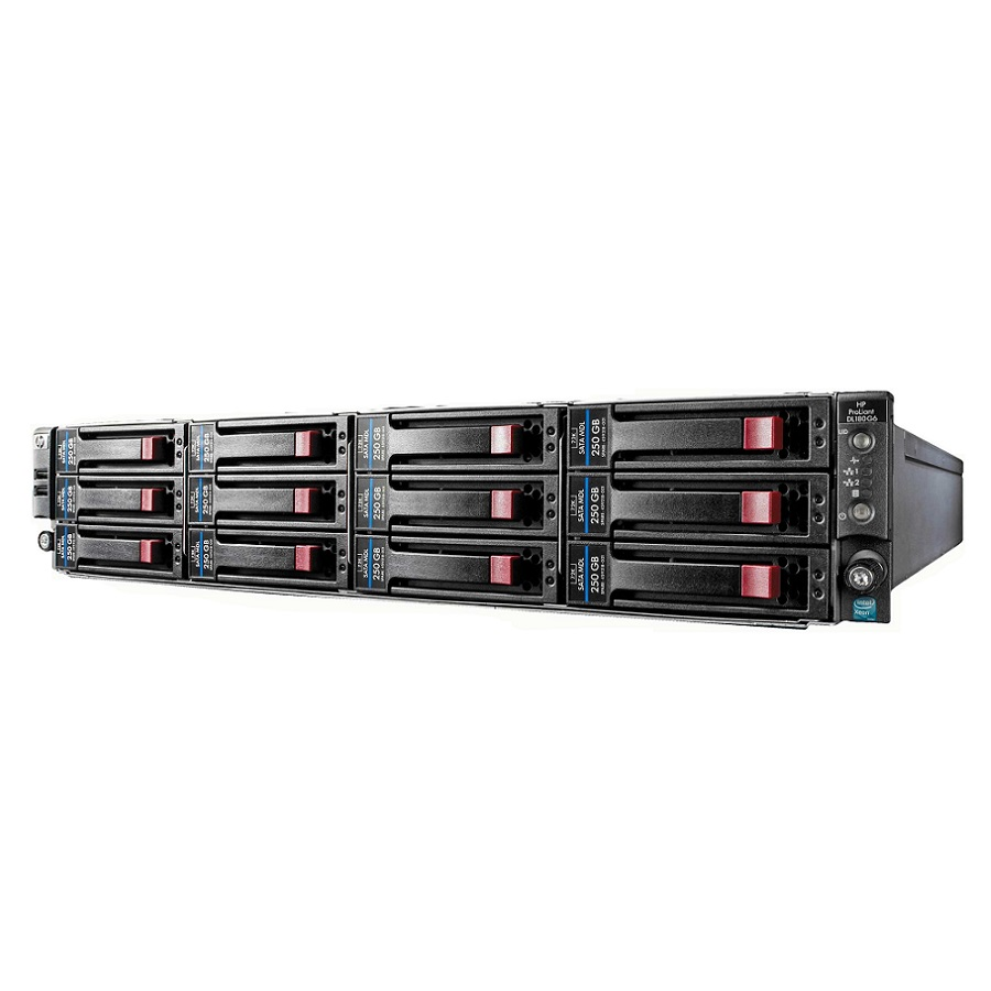 Servidor HP ProLiant DL180 Gen6