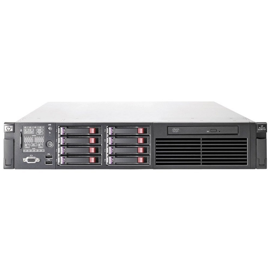 Servidor HP ProLiant DL380 Gen7