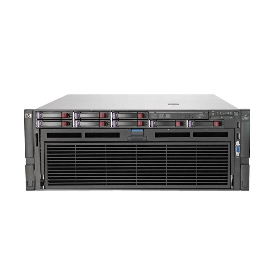 Servidor HP ProLiant DL580 Gen7