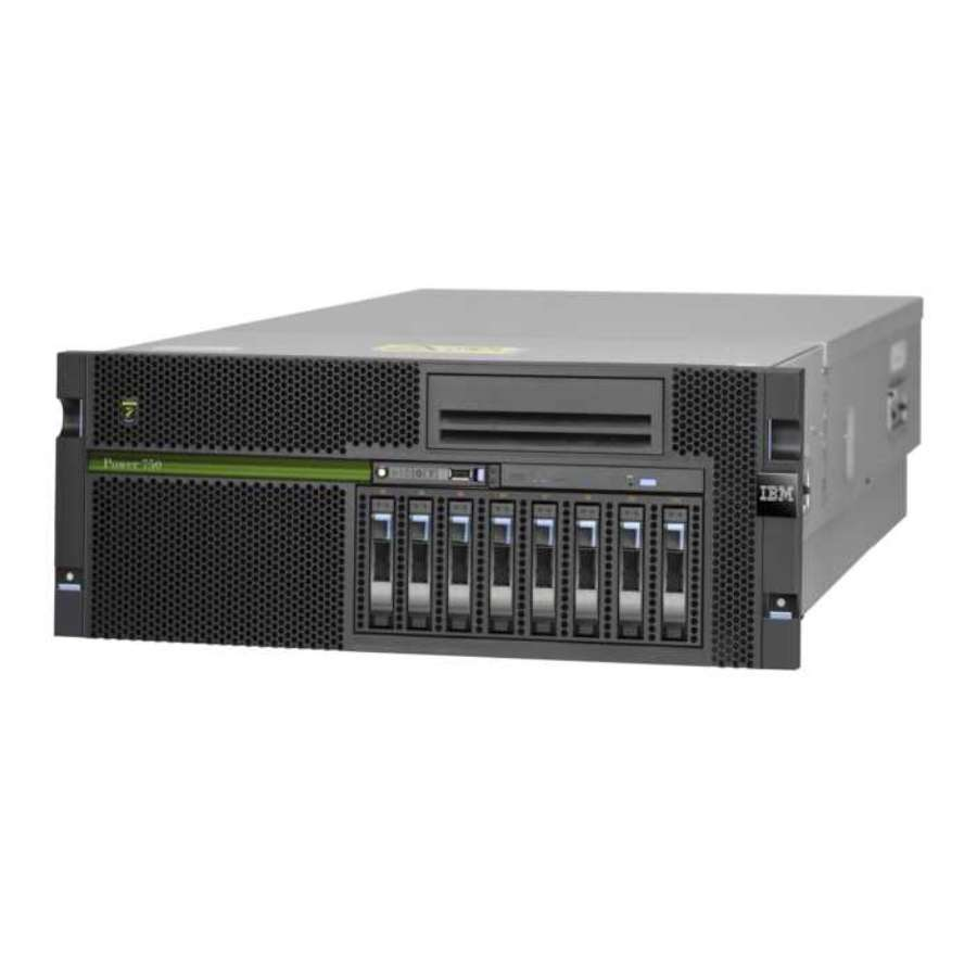 Servidor IBM Power 750 Express